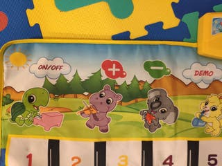 alfombra musical piano