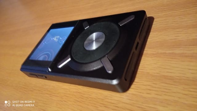 Fiio X5 (reproductor música Hi-Res)