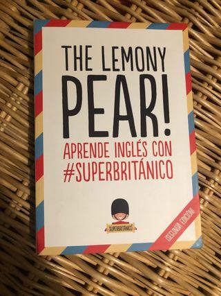 Libro de #SuperBritánico La pera limonera