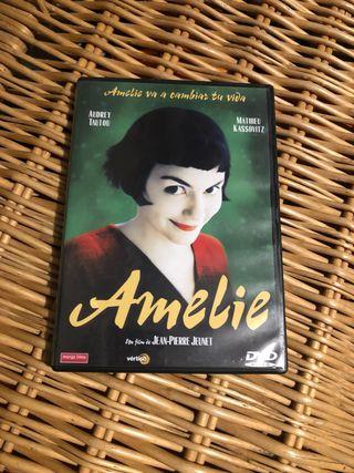DVD Amelie de Jean-Pierre Jeaunet