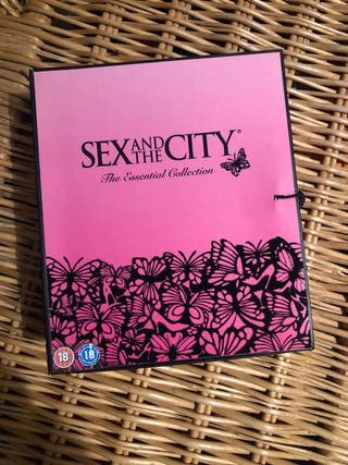 Colección completa Sexo en Nueva York DVD