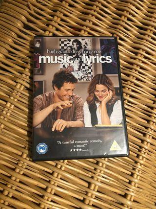 DVD Tú la letra y yo la música