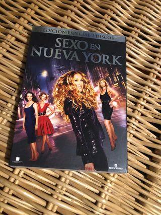 Edición especial Sexo en Nueva York
