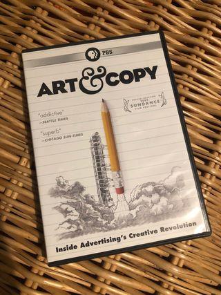 Documental Art & Copy de PBS