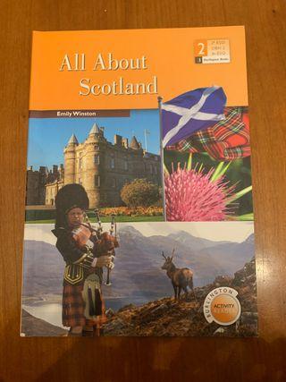Libro All About Scotland