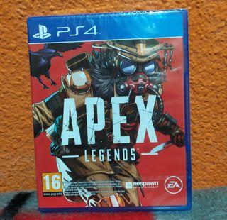 Apex Legends Bloodhound Edition PS4 PRECINTADO