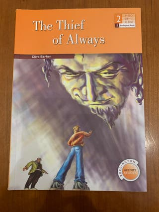 Libro The Thief of Always