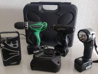 kit Hitachi 12v litio