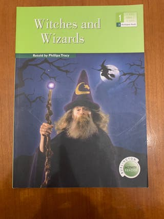 Libro Witches and Wizards