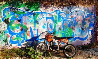 pit bike supermotard