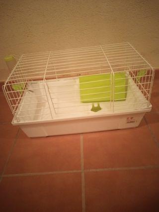 jaula para cobaya y conejo toy