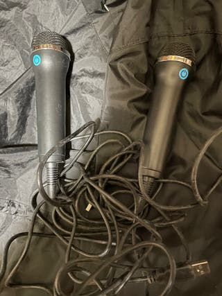 Micrófonos karaoke (pc,ps4,ps3, xbox)