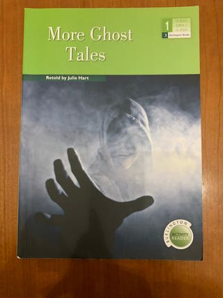 Libro More Ghost Tales