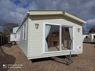 Casa movil 52 m2 2 dormitorios con climalit