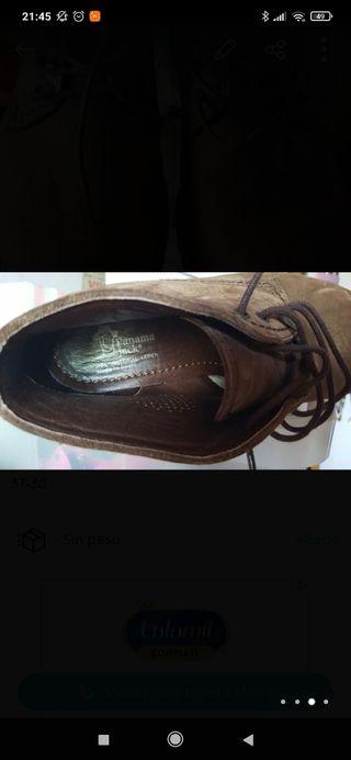 botas bajas Panama Jack
