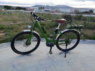 Bicicleta elèctrica Cube Elly Ride