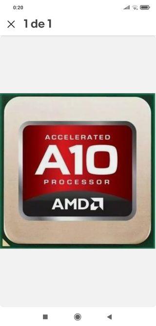 Procesador AMD A10 5800k 3.8 Ghz