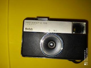 Cámara kodak instamatic 133