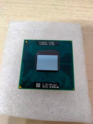 Procesador Intel Core 2 Duo T7600