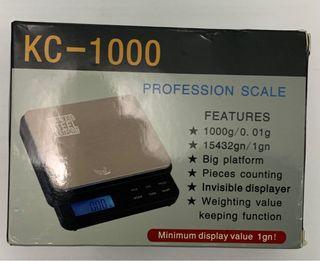 Báscula de gran Precisión Centigramos