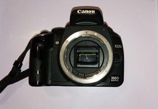 Cámara Canon EOS 350D Digital