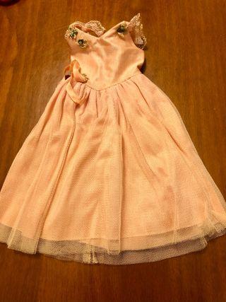 Vestido Rosa Ballet Nancy