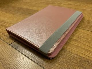 Rose Leather Stand Cover Case For Amazon Kindle