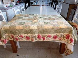 quilt. colcha patchwork