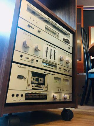 Equipo Hi-Fi vintage MARANTZ
