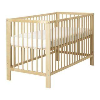 Cuna IKEA Gulliver madera