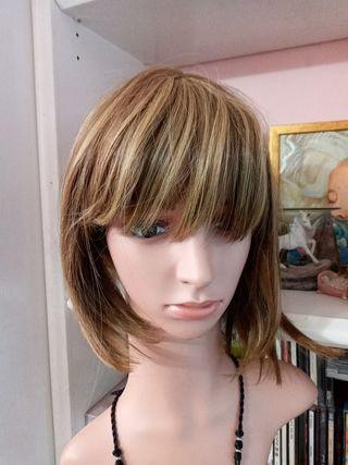 peluca pelucas mujer