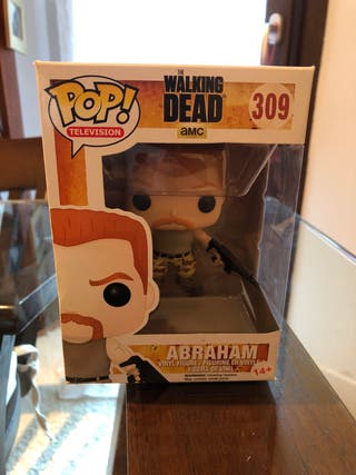 Funko pop Abraham The Walking Dead