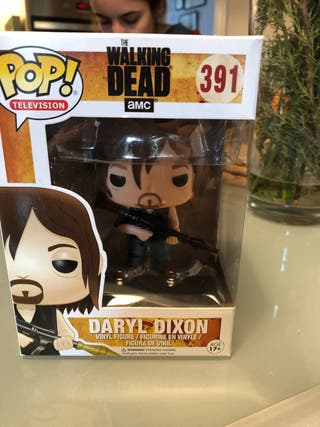 Funko pop . Daryl Dixon. Walking Dead