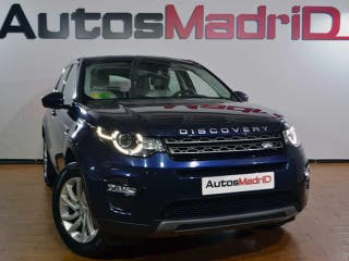 Land-Rover Discovery Sport 2.0L eD4 110kW (150CV) 4x2 HSE Luxury