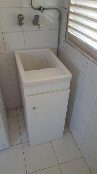 Pila para lavar