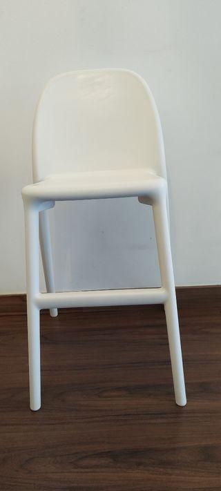 silla alta para niño