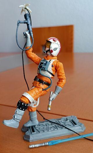 Star Wars V - Luke Skywalker Snowspeeder Pilot