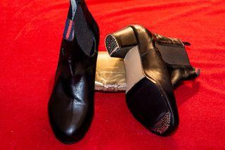 Zapatos y Botines Baile Flamenco