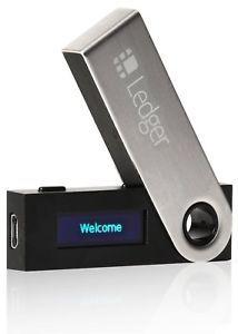 Ledger Nano S - Crypto Wallet / Monedero fisico