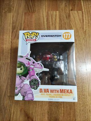 """Pop! D.VA with Meka 177 6"""""""