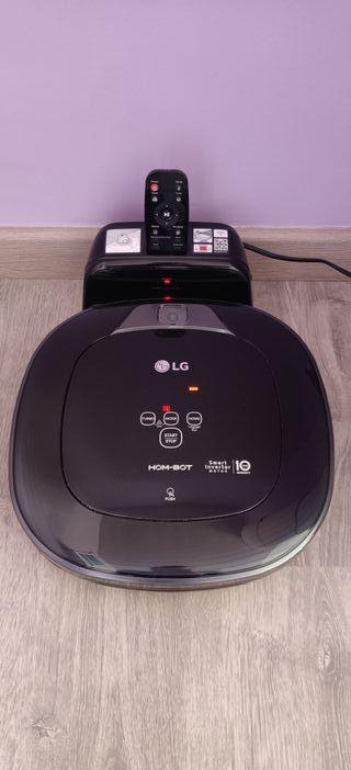 Robot aspirador LG turbo serie 8 VR8600OB
