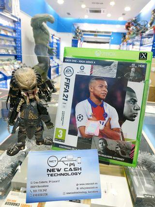 FIFA 21 XBOX SERIES X/S IMPECABLE