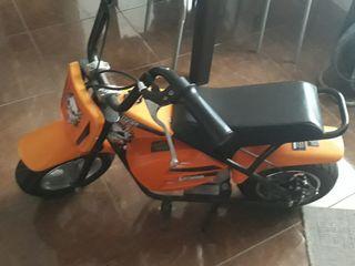 mini moto eléctrica roan 250w 24v