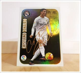 Cristiano Ronaldo Liga Este 2016-17 Real Madrid