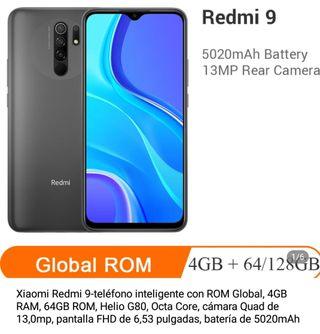 Xiaomi Redmi 9 4GB RAM 128GB ROM Global