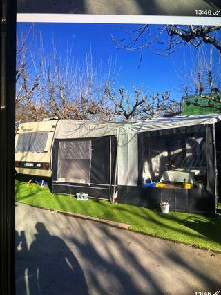 Caravana roller aloha 410 menos 750