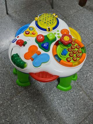 mesa interactiva bilingue bebe