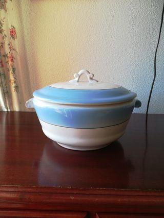 sopera de ceramica