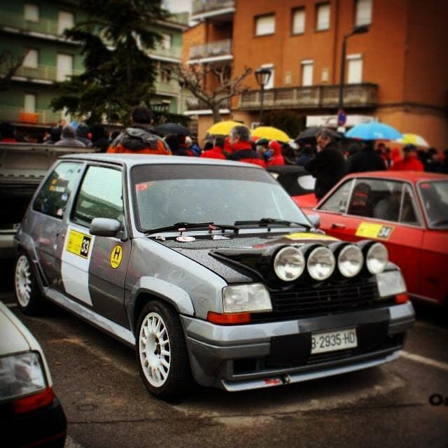 renault 5 gt turbo 86