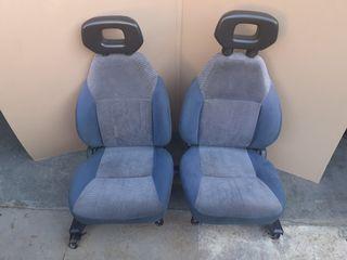 Vitara 1991 asientos delanteros